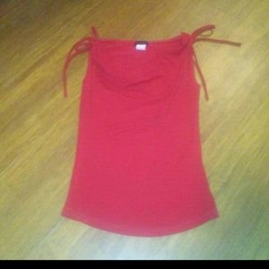 🌸💰CLEARANCE💰🌸 Cute Red Top by Candy Rain